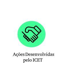 Ações desenvolvidas pelo ICET